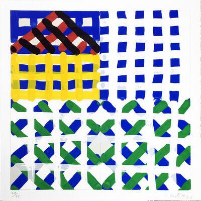 Jennifer Losch Bartlett, 'House II #9', 2014-2015
