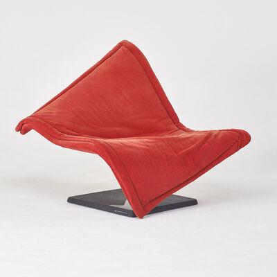 Rosenthal, 'Flying Carpet chair', ca. 1986