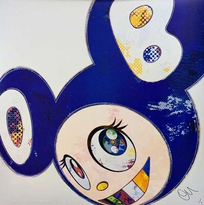 Takashi Murakami, 'And Then...All Things Good and Bad, All Days Fine and Rough', 2014