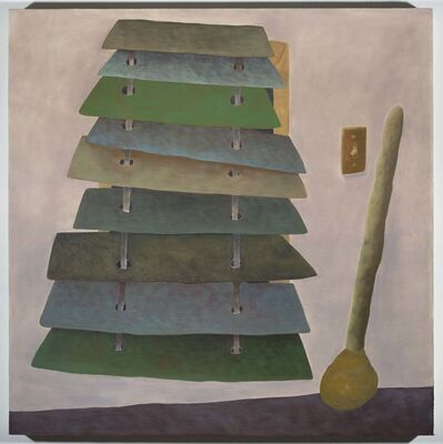 Ginny Casey, 'Blind Xylophone', 2021