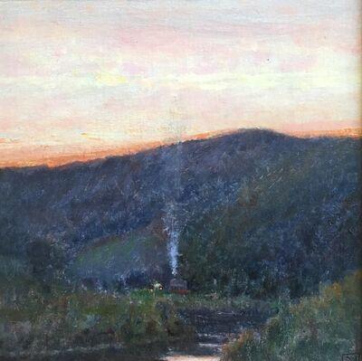 Donald Jurney, 'A Chill Evening', 2017