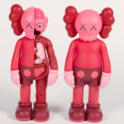 KAWS, 'Companion Blush', 2016