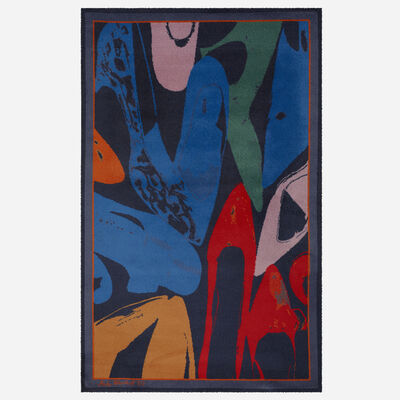 Ege Axminster, 'Diamond Dust Shoes carpet', 1980