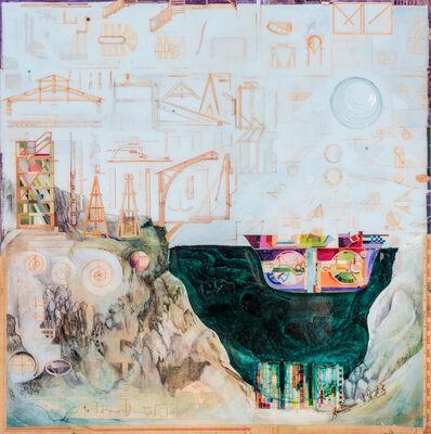 Josh Dorman, 'Dazzle Ship', 2016