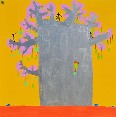 Laura López Balza, 'La visita al Gran Baobab', 2017