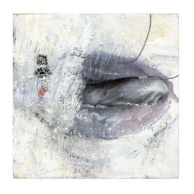 Bobbie Moline-Kramer, 'American Shunga-The Kiss', 2017