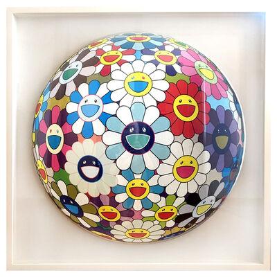 Takashi Murakami, 'Flower Ball (Sequoia Sempervirens)', 2013