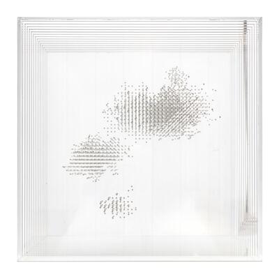 Seon-Ghi Bahk, 'An aggregation cloud 170304', 2017
