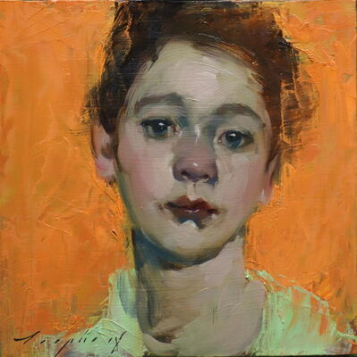Malcolm T. Liepke, 'Young Boy', 2018