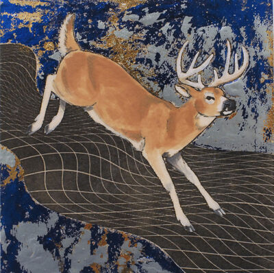 Alexis Kandra, 'Winter Buck', 2019