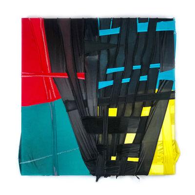 Anthony Olubunmi Akinbola, 'Untitled, Camouflage Study ', 2019