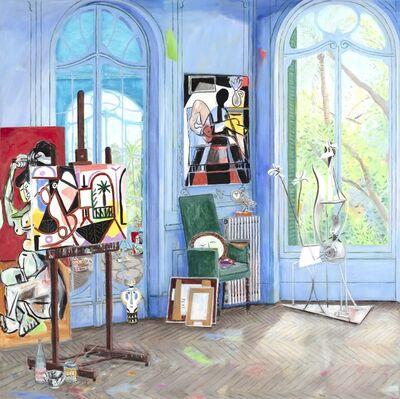 Damian Elwes, 'Picasso's Villa La Californie I', 2005-2018