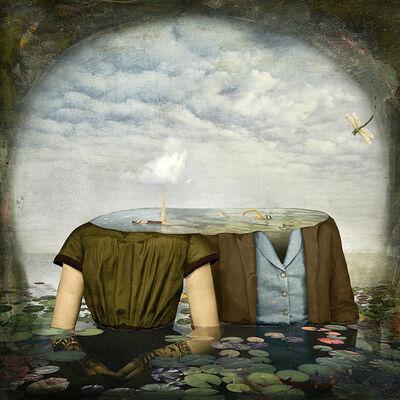 Maggie Taylor, 'Dream pool', 2018