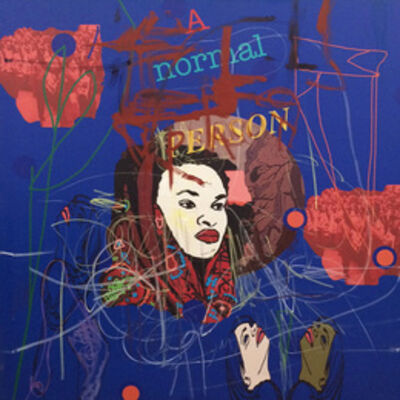 Wayne Barker, 'A Normal Person', 2015