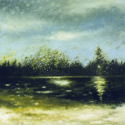 Sheri Bakes, 'Lake Study ', 2019