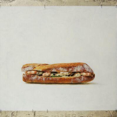 Daiya Yamamoto, 'Shrimp avocado (Bier Loven)', 2019