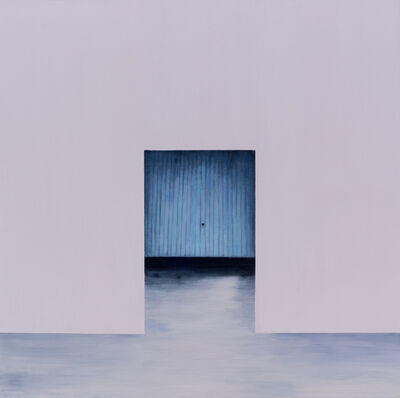 Joe Lima, 'Blue Entrance', 2019