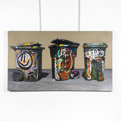 Matthew Belval, 'Three Trash', 2020