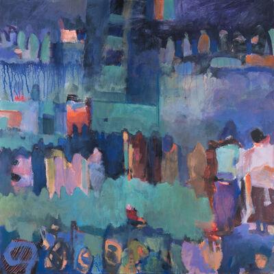 Adel Al-Khalaf, 'Crowds of Women'