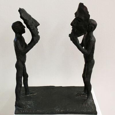 Titus Lerner, 'Die Begegnung', 2014