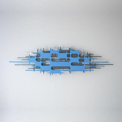 Lluis Carulla, 'Blue Instant F ', 2018