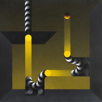 Julio Le Parc, 'Modulation 742', 1985