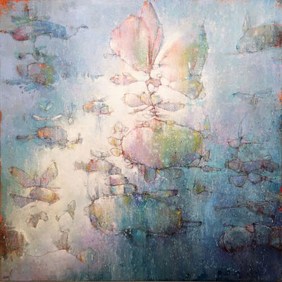 Joshua Hogan, 'Forbidden Colors', 2018