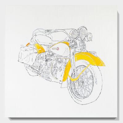 James Oliver, 'Harley 45!', 2015