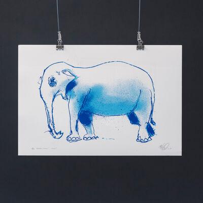 Ståle Gerhardsen, 'Elefante I Rommet (The Elephant in the Room)', 2018