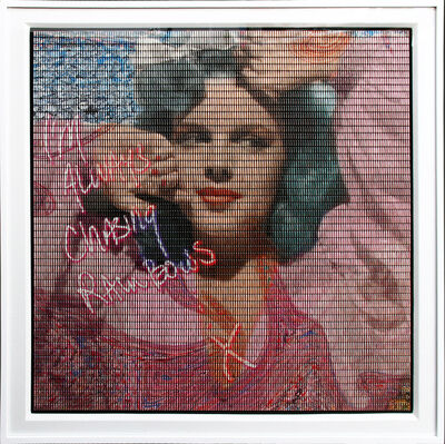 Jonathan Paul (aka Desire Obtain Cherish), 'Chasing Rainbows - Judy Garland', 2015