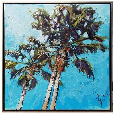 Trip Park, 'Swingin' Palms', 2019