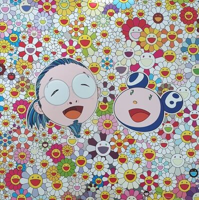 Takashi Murakami, 'Me and Mr. DOB', 2009