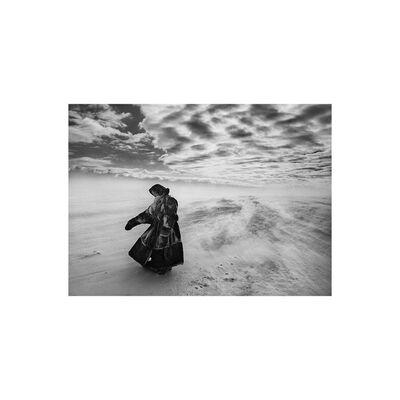 Sebastião Salgado, 'Nenet Nomads, Wind Storm, Siberia, Russia', 2011