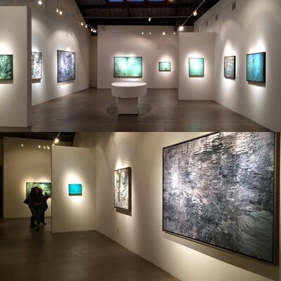 Julio Valdez: Dreams and Reflections, installation view