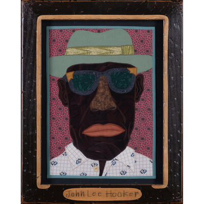 Chris Roberts-Antieau, 'John Lee Hooker', 2007