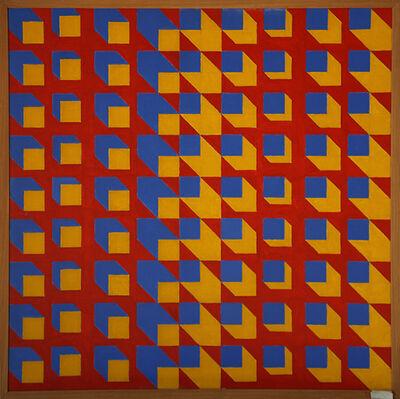 Abdulio Giudici, 'Sin título, 1989 / realizado según boceto de 1976', 1989
