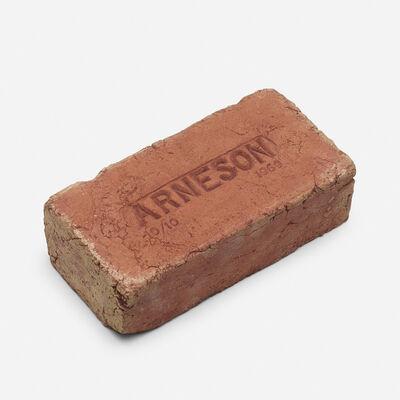 Robert Arneson, 'Arneson Brick', 1969