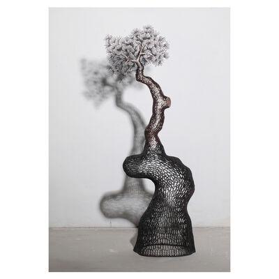 Gilrae LEE, '인송 Human-shaped Pine Tree ', 2018