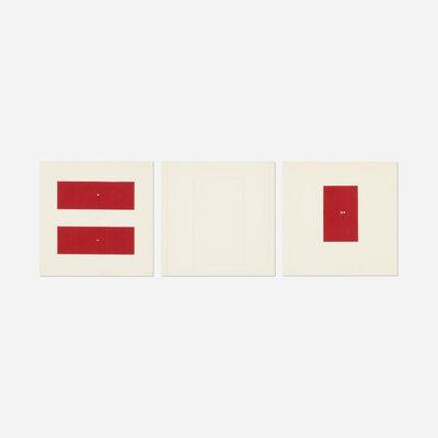 Li Yuan-chia, 'Untitled (triptych)', 1964