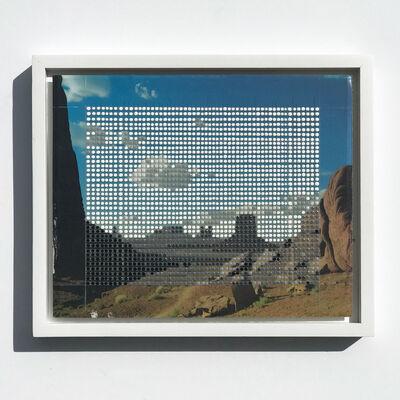 Nina Tichava, 'The North Window, Monument Valley, AZ / Borrowed Landscape No.13', 2018