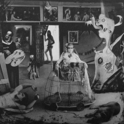Joel-Peter Witkin, 'Joel-Peter Witkin: Twelve Photographs, with Poem by Galway Kinnell', 1993