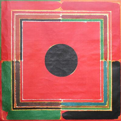 S. H. Raza, 'Bindu', 1982-2003