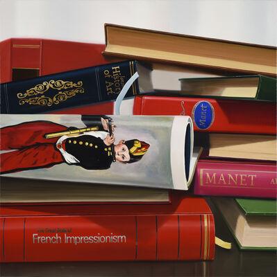 Yura Seo, 'Art Book-Manet', 2015