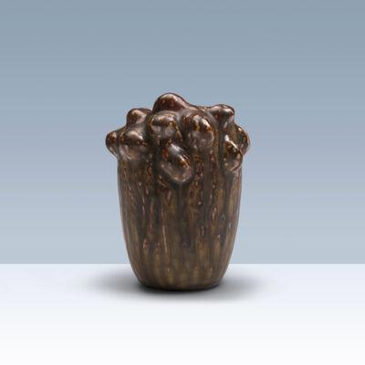 Axel Salto, 'Stoneware vase', 1963