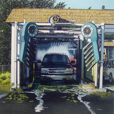 James Torlakson, 'Car Wash', 2016