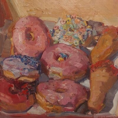 Mikael Olson, 'Sugar Decadence', 2019