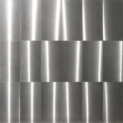 Getulio Alviani, 'Linee luce', 1973