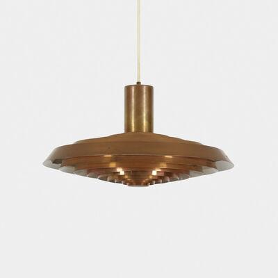 Poul Henningsen, 'Plate ceiling lamp', 1958