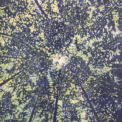 Eve Stockton, 'Woodland Skyscape variation 64', 2015