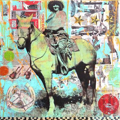 Tamara Ruiz, 'Cowgirl', 2018